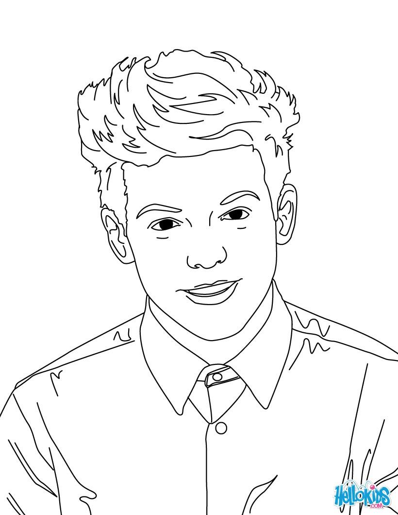 Loui coloring #10, Download drawings