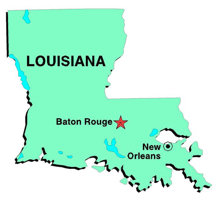 Louisiana clipart #3, Download drawings