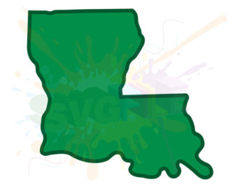 Louisiana svg #10, Download drawings