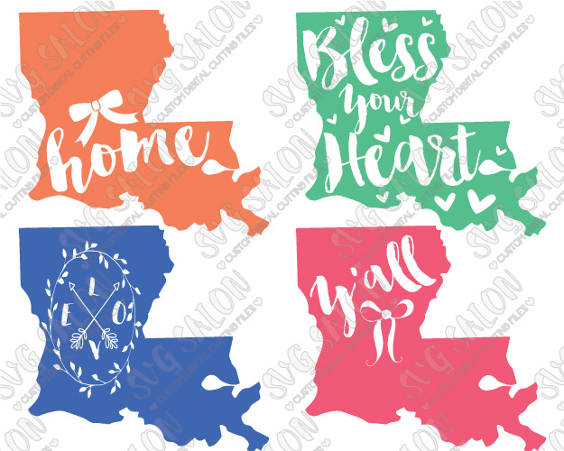 Louisiana svg #4, Download drawings