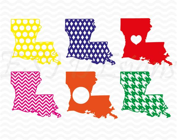 Louisiana svg #225, Download drawings