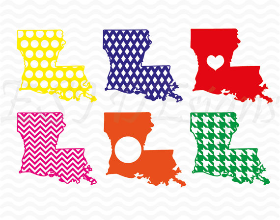 Louisiana svg #11, Download drawings