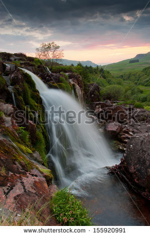 Loup Of Fintry Waterfall coloring #11, Download drawings
