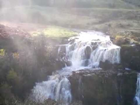 Loup Of Fintry Waterfall coloring #8, Download drawings