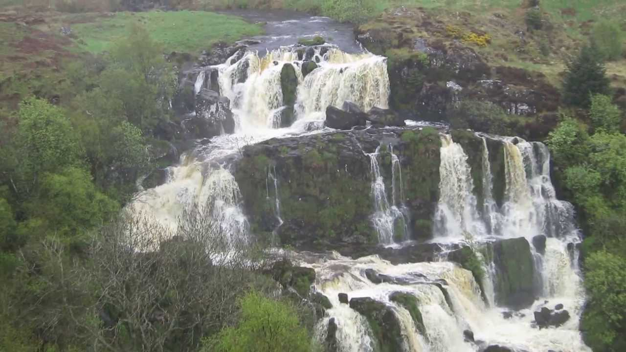 Loup Of Fintry Waterfall coloring #9, Download drawings