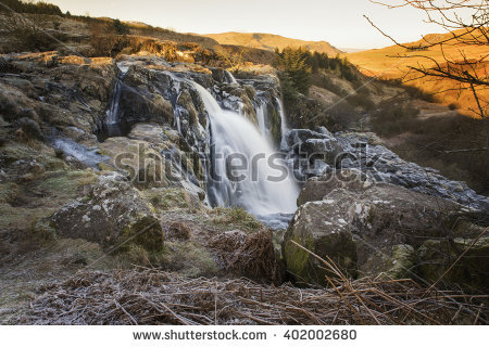 Loup Of Fintry Waterfall coloring #17, Download drawings