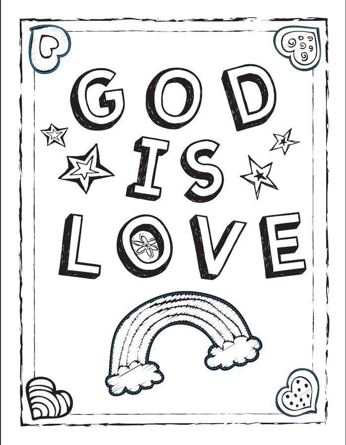God coloring #18, Download drawings