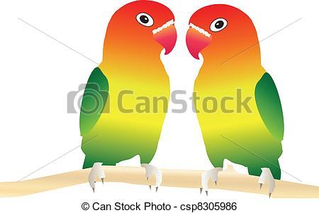 Lovebird clipart #4, Download drawings