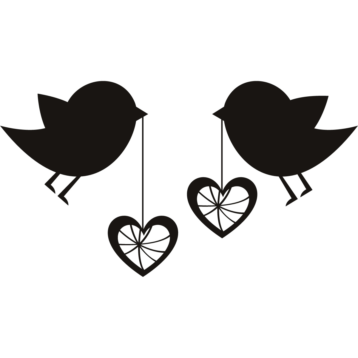 Lovebird clipart #3, Download drawings