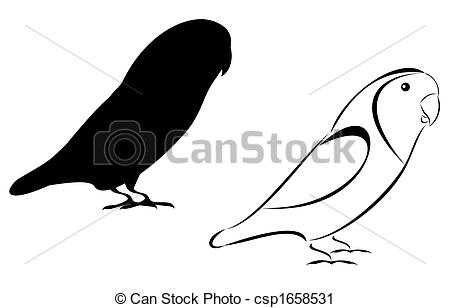 Lovebird clipart #14, Download drawings