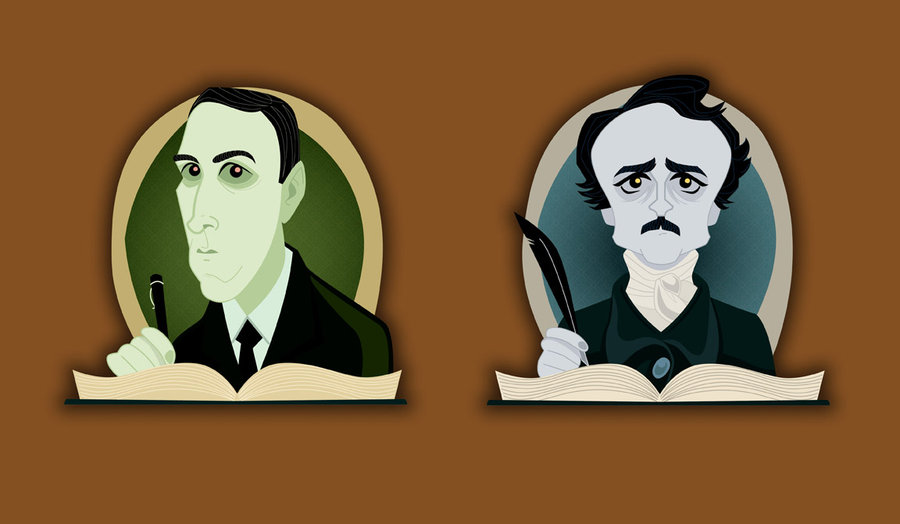 Lovecraft clipart #6, Download drawings