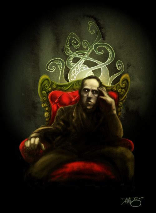 Lovecraft clipart #5, Download drawings