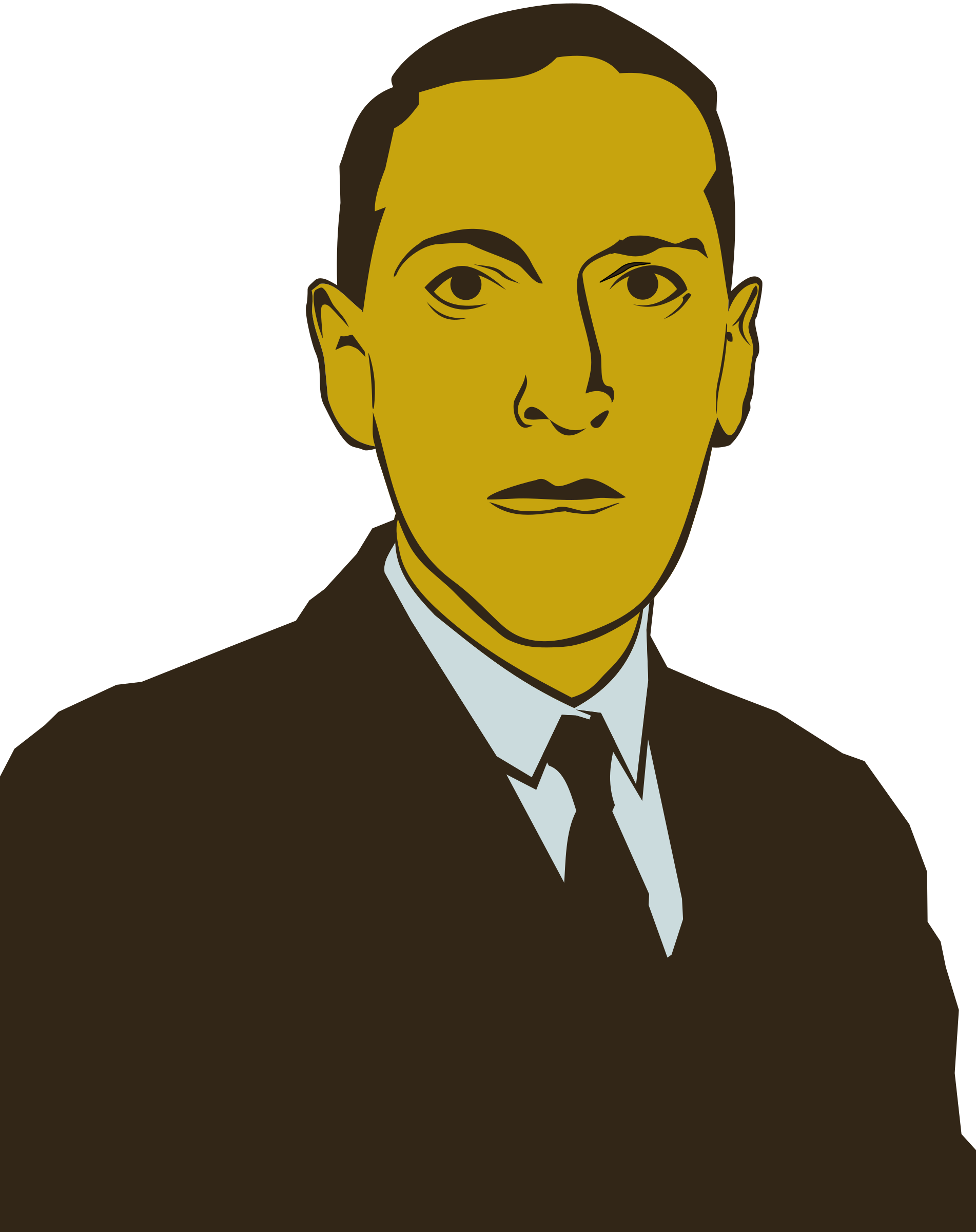Lovecraft clipart #11, Download drawings