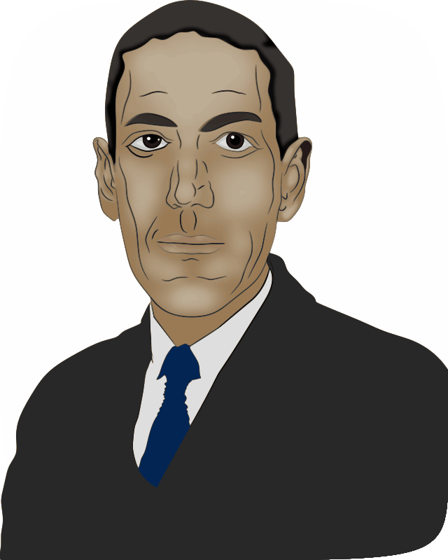 Lovecraft clipart #7, Download drawings