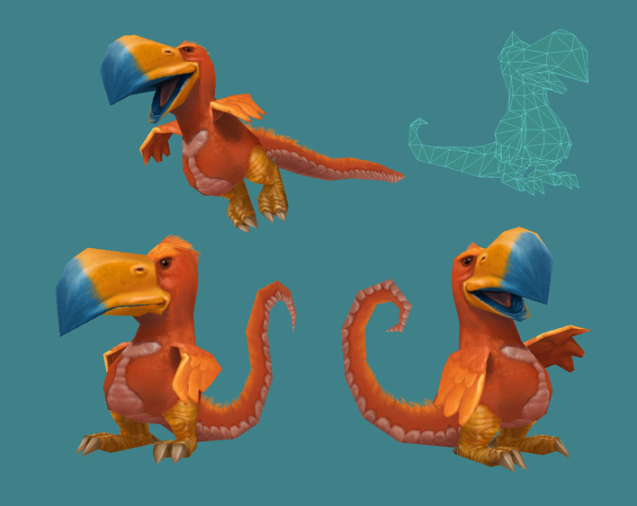 Low Poly coloring #10, Download drawings