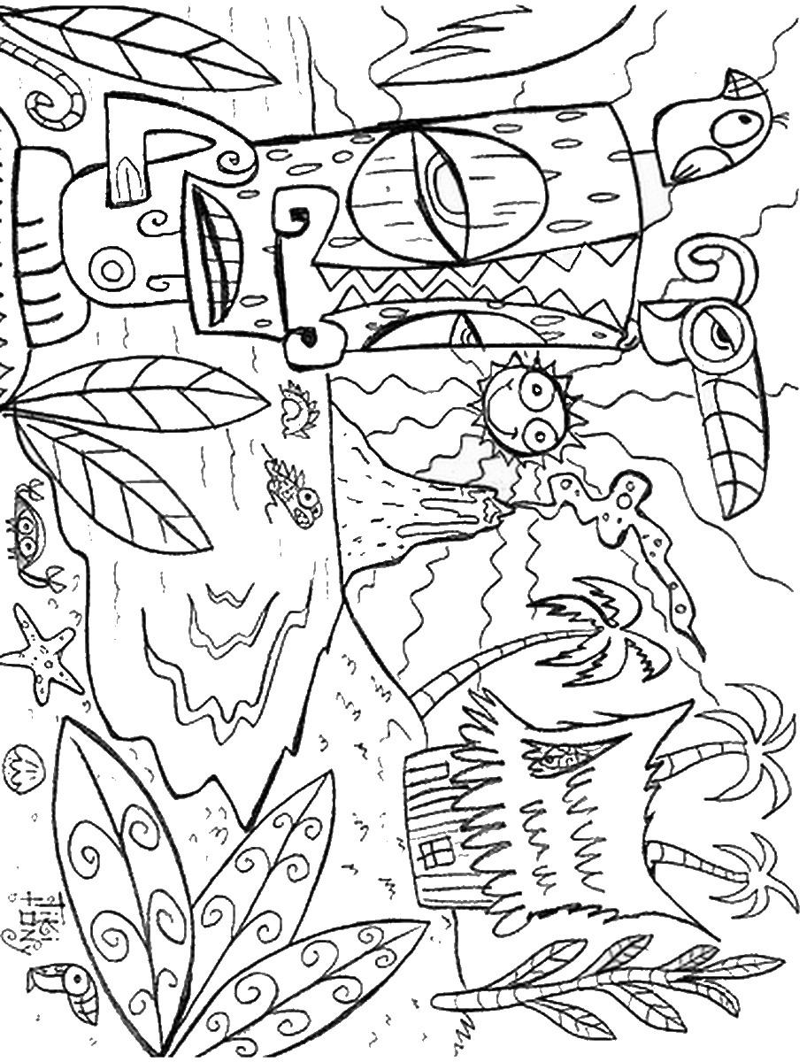 Lua coloring #7, Download drawings