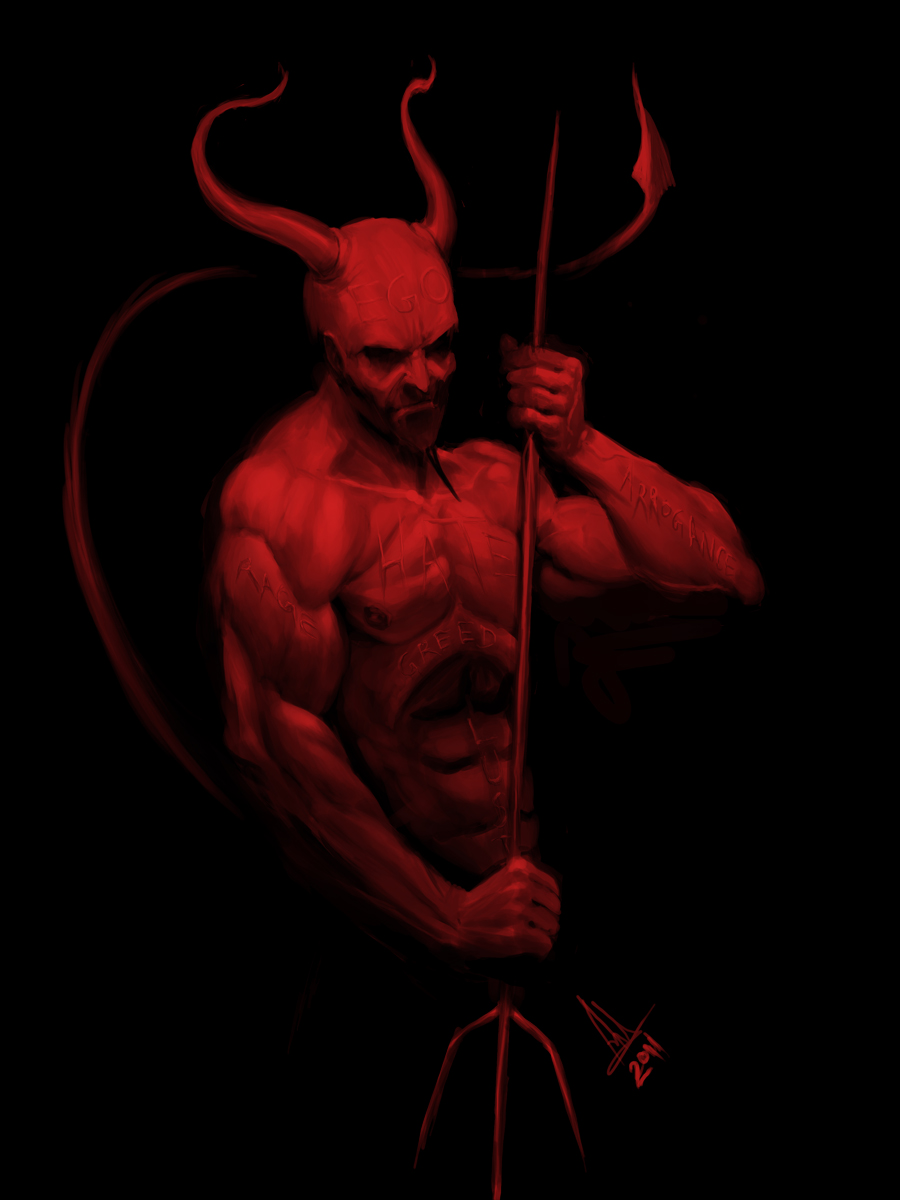 Lucifer clipart #7, Download drawings