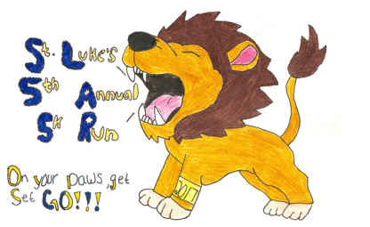 Luke The Lion clipart #5, Download drawings