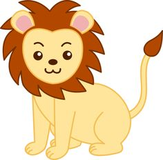 Luke The Lion clipart #14, Download drawings