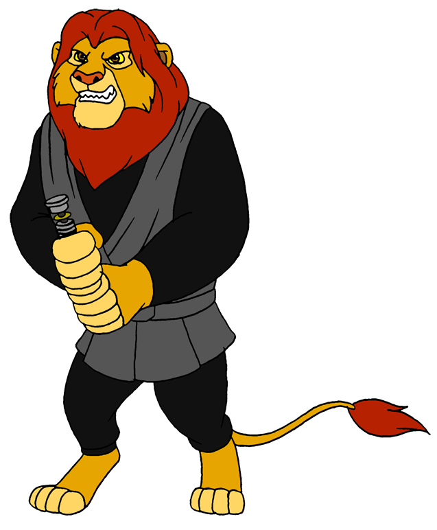 Luke The Lion clipart #15, Download drawings