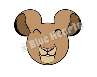 Luke The Lion svg #18, Download drawings