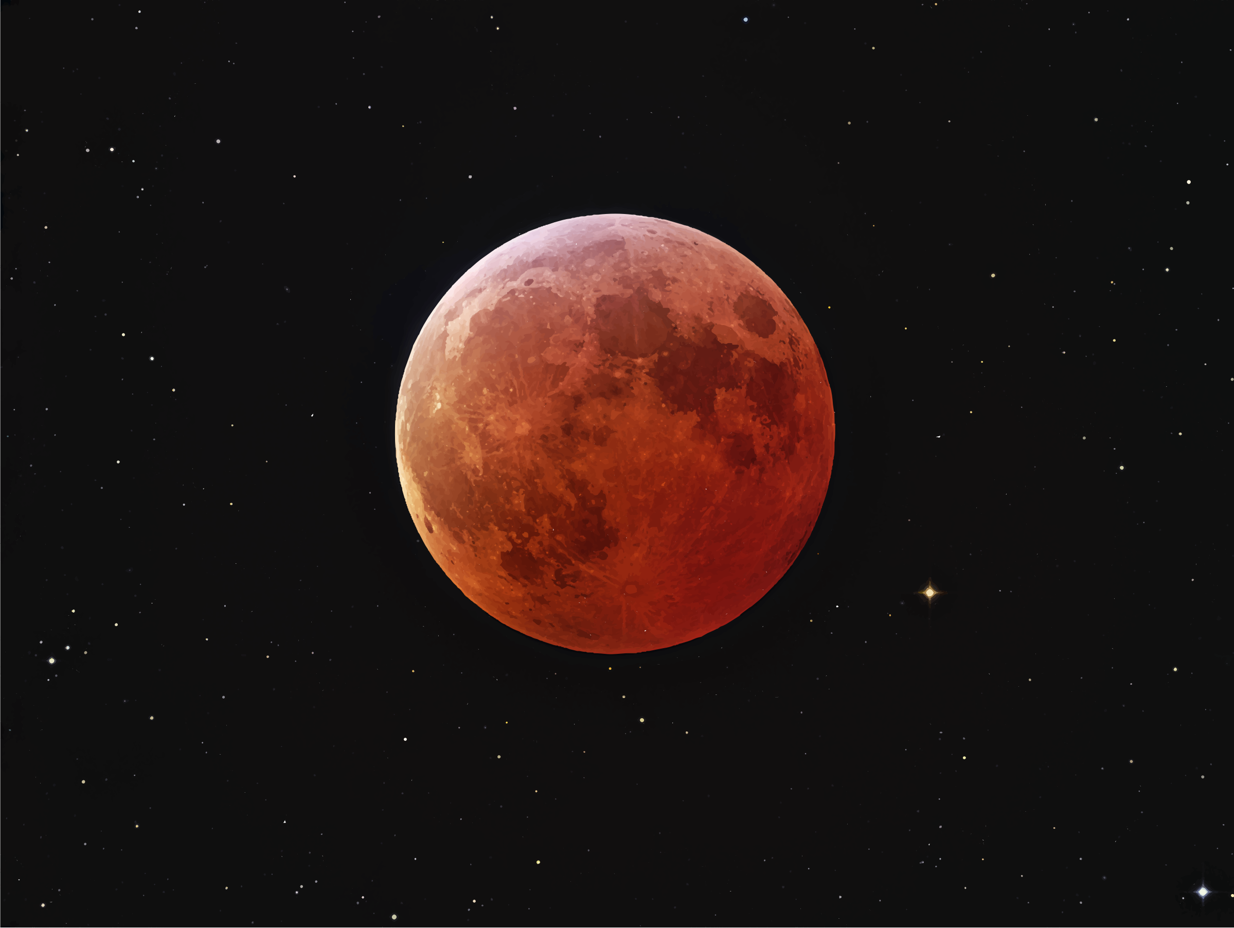 Lunar Eclipse clipart #6, Download drawings