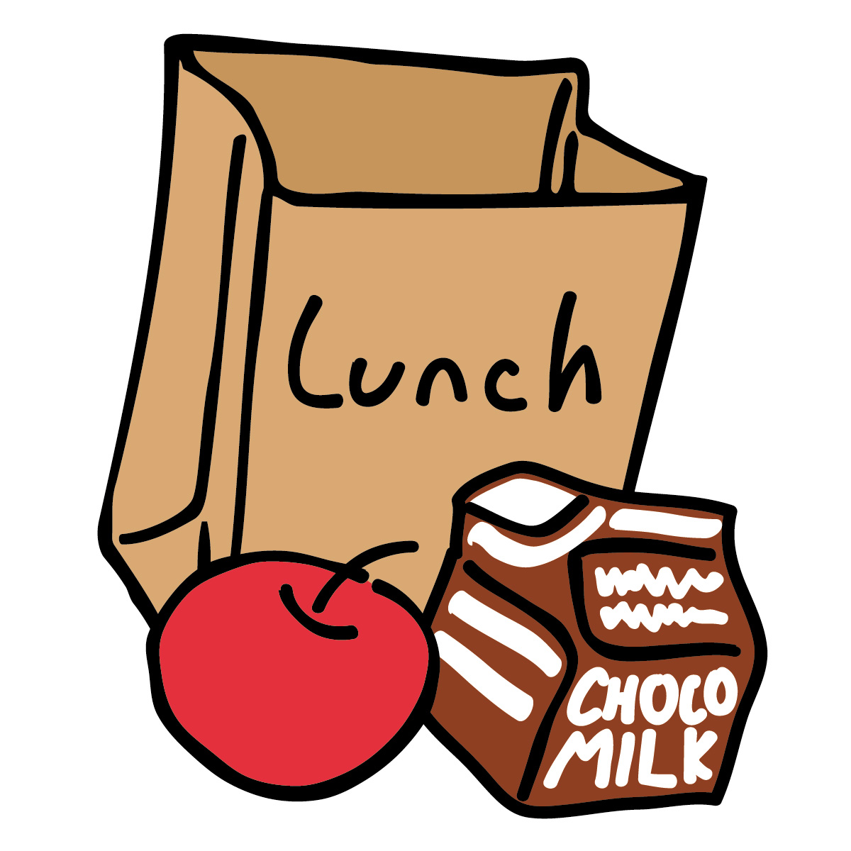 Lunch clipart #7, Download drawings