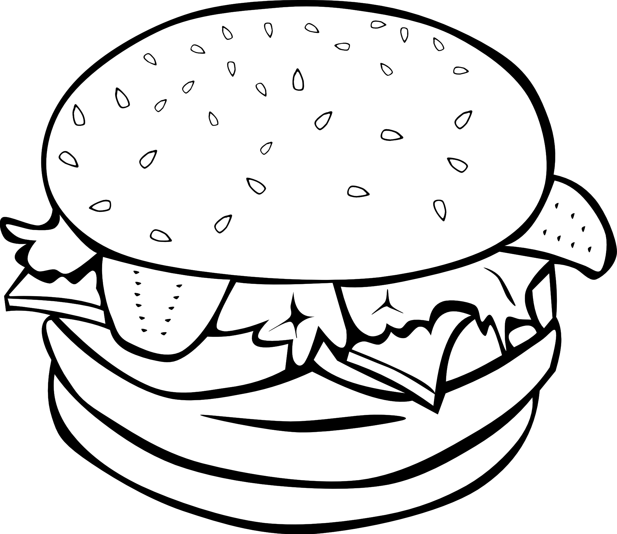 Lunch svg #7, Download drawings