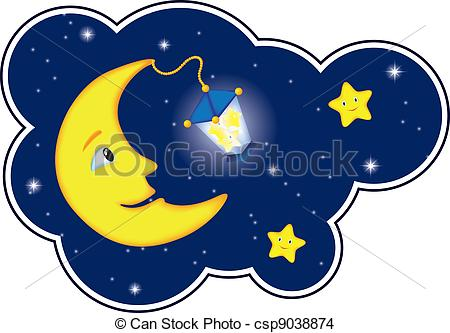 Lune clipart #14, Download drawings