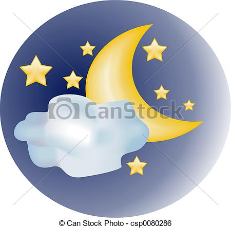 Lune clipart #17, Download drawings