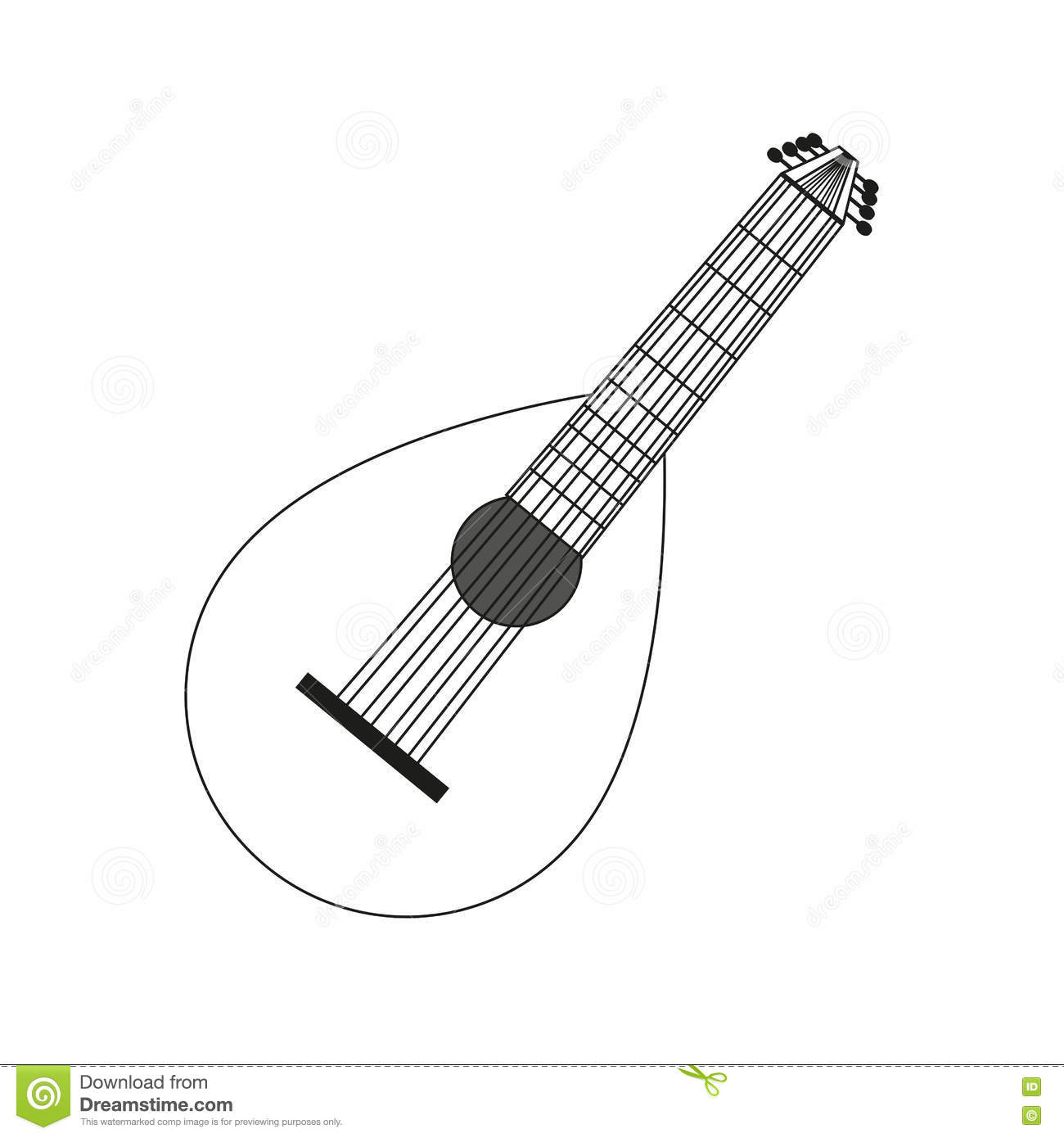 lute coloring  download lute coloring