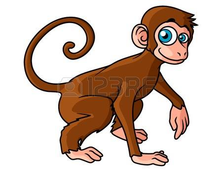 Macaque clipart #11, Download drawings