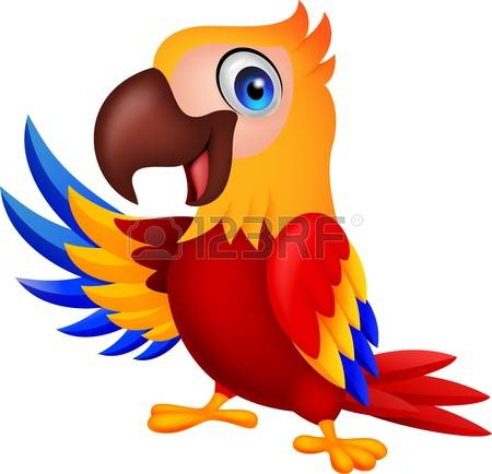 Macaw clipart #14, Download drawings