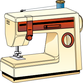 Sewing Machine clipart #18, Download drawings