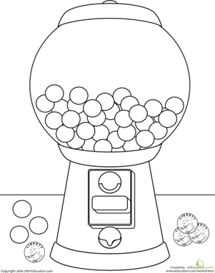 Machine coloring #1, Download drawings