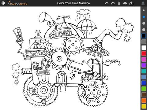 Machine coloring #16, Download drawings