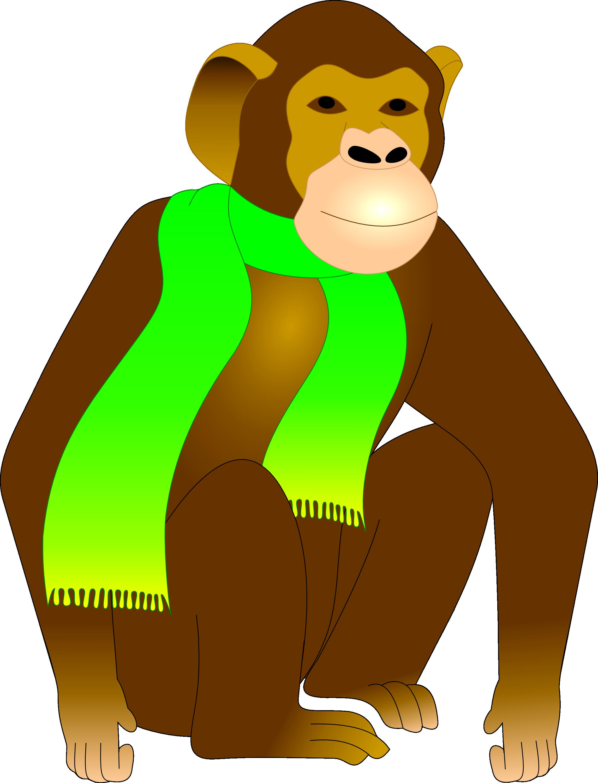 Ape svg #5, Download drawings