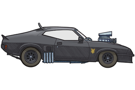 Mad Max clipart #9, Download drawings