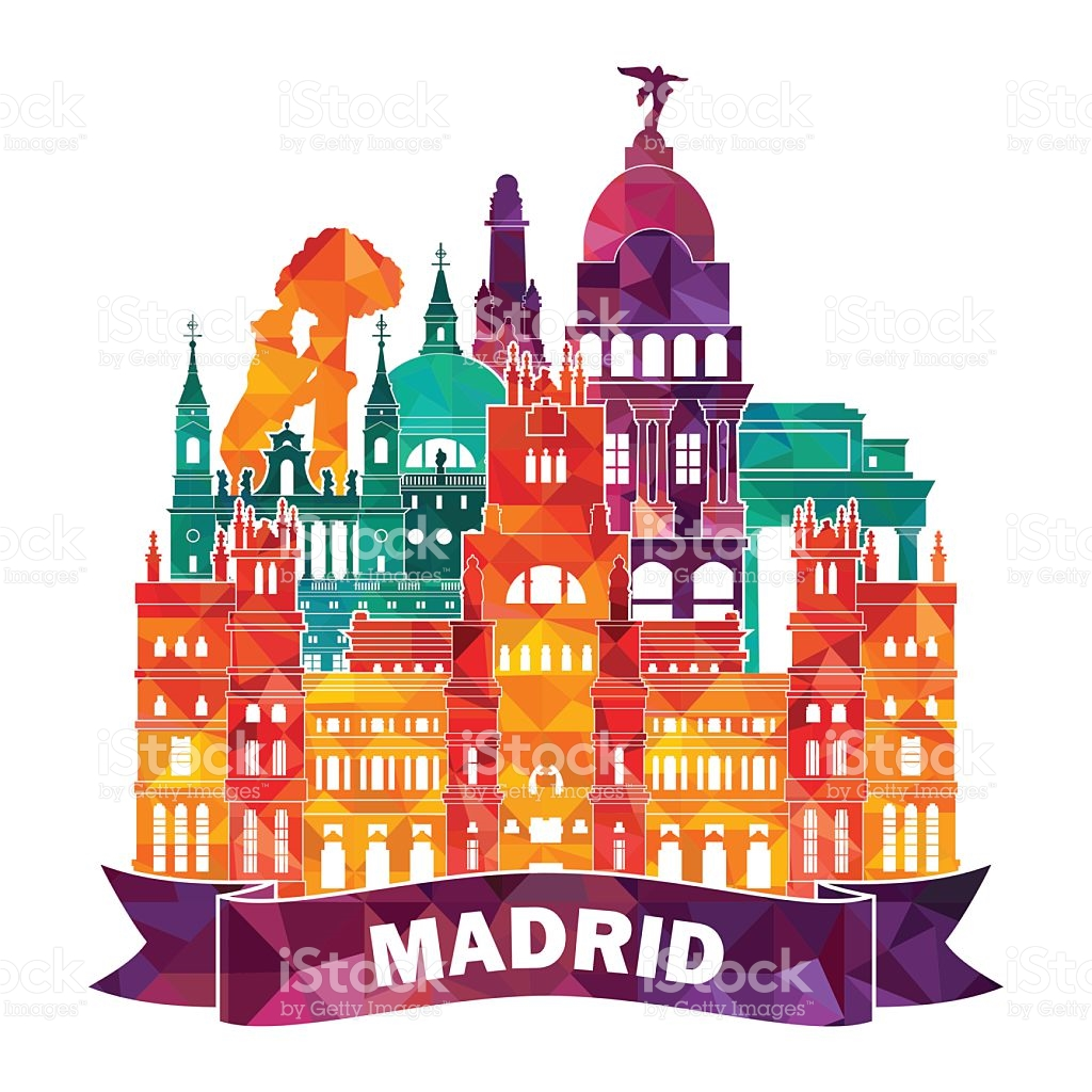 Madrid clipart #9, Download drawings