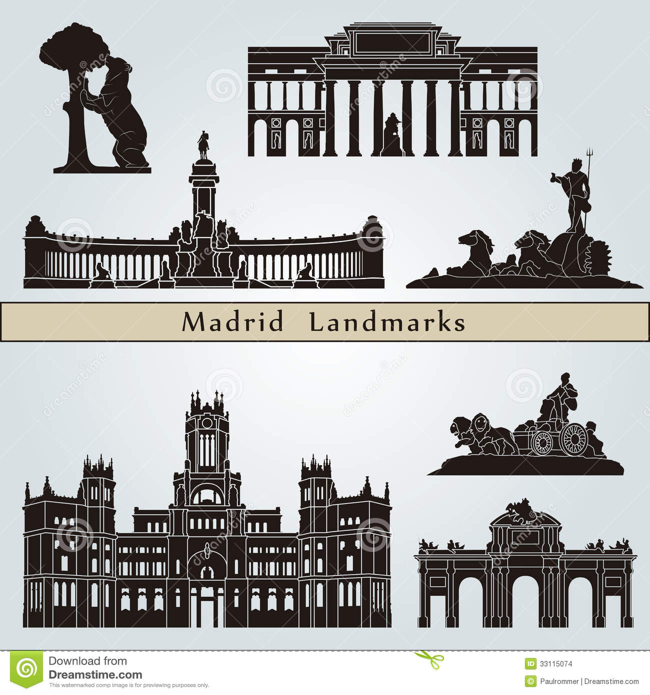 Madrid clipart #6, Download drawings