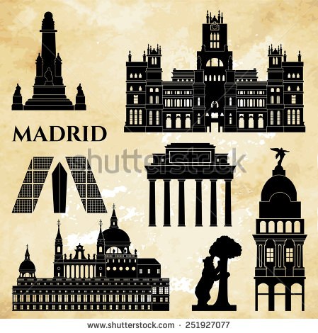 Madrid clipart #1, Download drawings