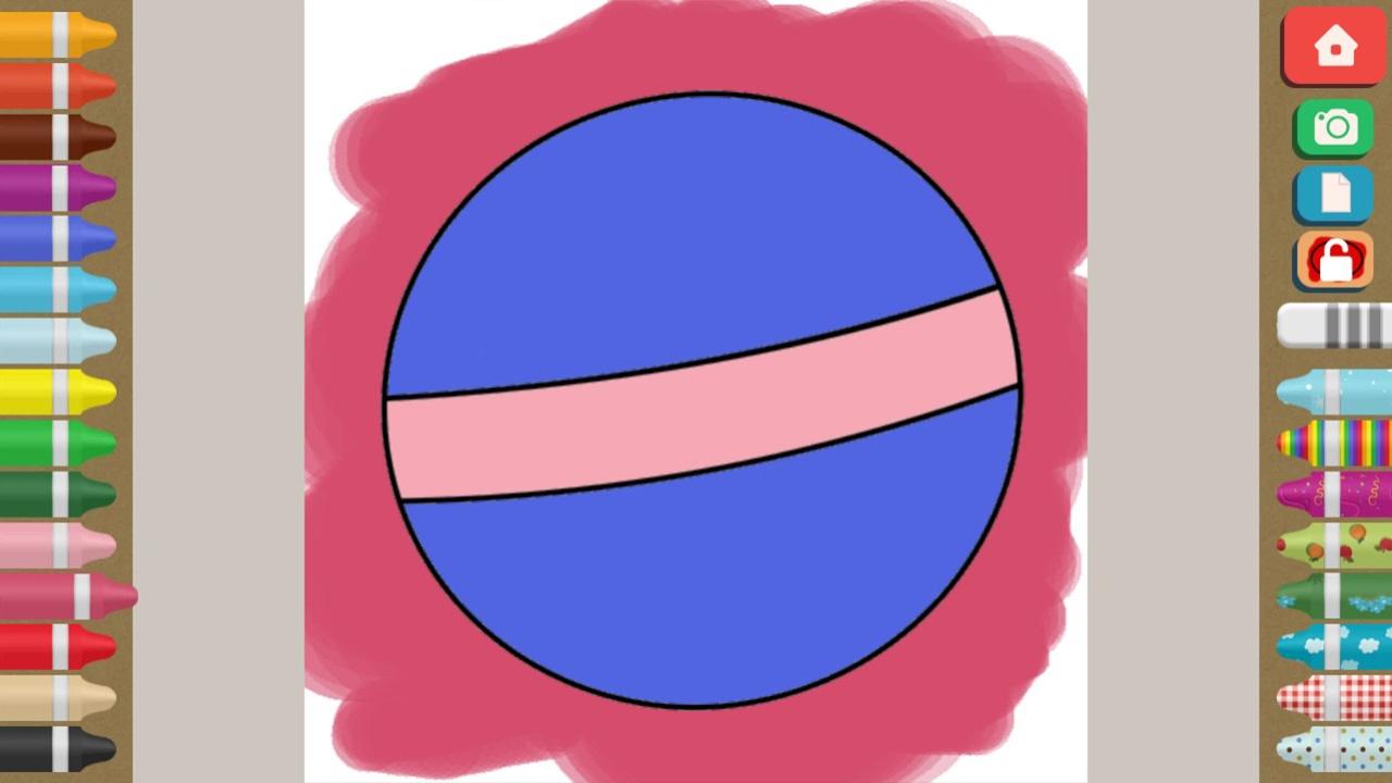 Magic Ball coloring #11, Download drawings
