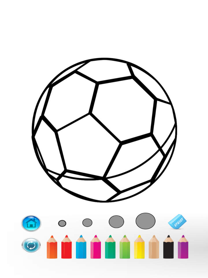 Magic Ball coloring #6, Download drawings