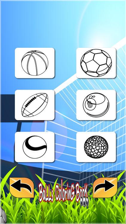 Magic Ball coloring #3, Download drawings