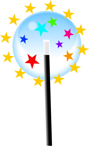 Magical clipart #3, Download drawings