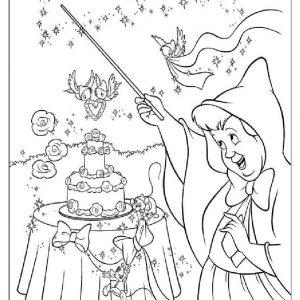 Magical coloring #12, Download drawings