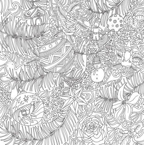 Magical coloring #3, Download drawings