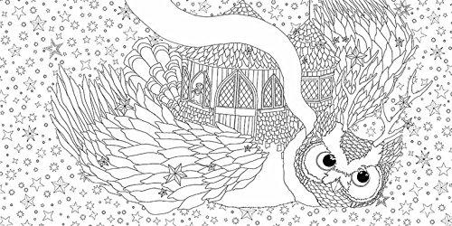 Magical coloring #1, Download drawings