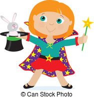 Magician clipart #2, Download drawings