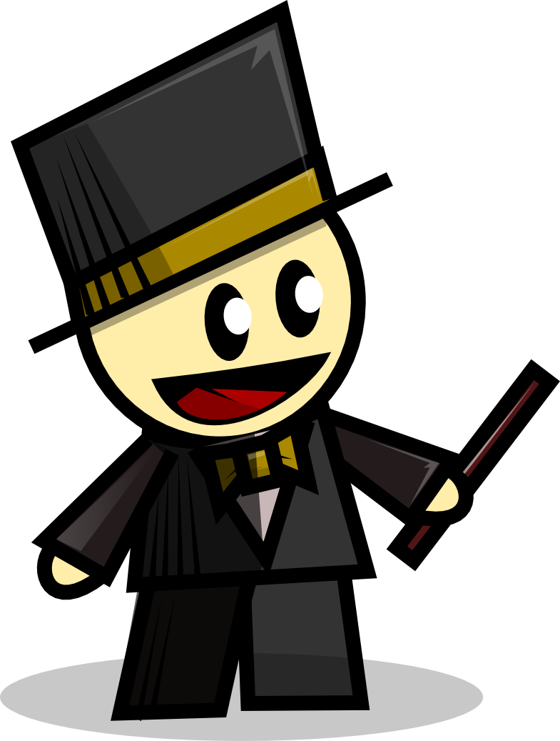 Magician clipart #13, Download drawings